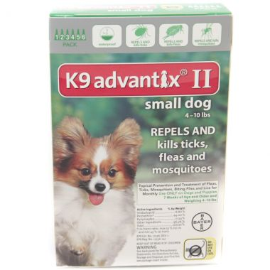 K-9 Advantix II