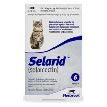 Selarid for cats