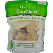 DuoClenz Rawhide Chews for Dogs