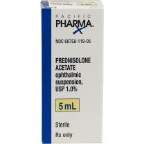 Prednisolone Acetate Opthamalic for Cats
