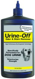 Urine off with Carpet Injector Cap